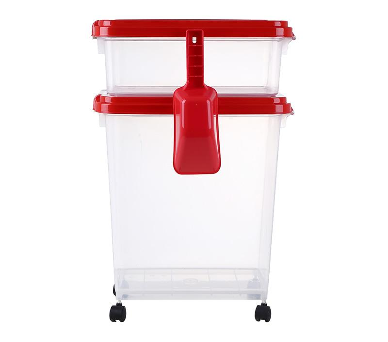 Benefits of Taizhou Bright Pet-food-container