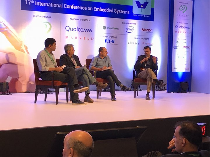 International Conference on Embedded System